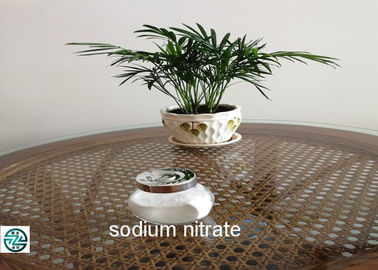 High Purity Sodium Nitrate In Food Cubic Niter / Soda Niter / Peru Saltpeter